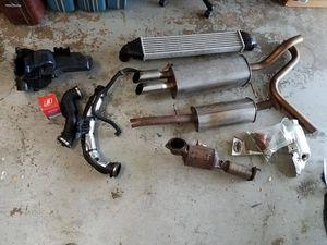 2015 Ford Fiesta ST original OEM parts exhaust , intercooler etc! Low miles for Sale in Clearwater, FL