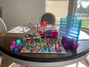 Season 1, 2, 3 Shopkins 100+ Pieces for Sale in Brandon, FL