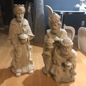 Nativity King Set for Sale in Pawtucket, RI