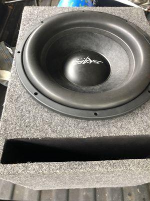 """15"""" skar audio , Ds18 Pro tw120, Memphis Srx for Sale in South Houston, TX"""