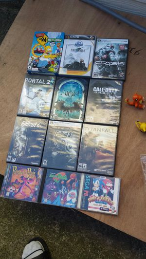 Pc games for Sale in Salem, OR