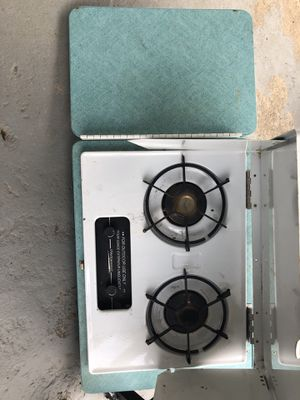 Pop up camper cook stove NICE low usage for Sale in PA, US