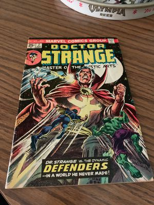 Doctor Strange Comic book for Sale in Seattle, WA