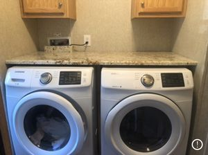Samsung electric washer and dryer for Sale in Manchester Township, NJ
