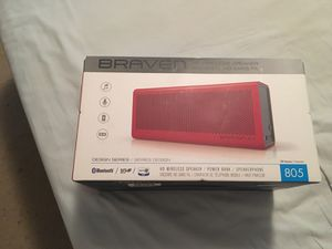 Bluetooth speaker . Mod 805. for Sale in Raleigh, NC