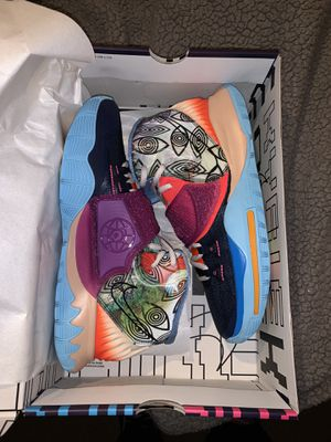 Nike Kyrie 6 Pre Heat. Unite the World. Men's size 9 for Sale in North Las Vegas, NV