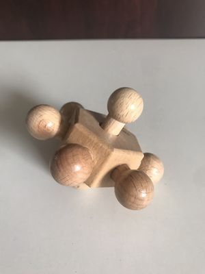 Montessori baby toy hex with balls for Sale in San Diego, CA
