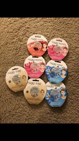 Nugg face masks and lip masks for Sale in San Diego, CA