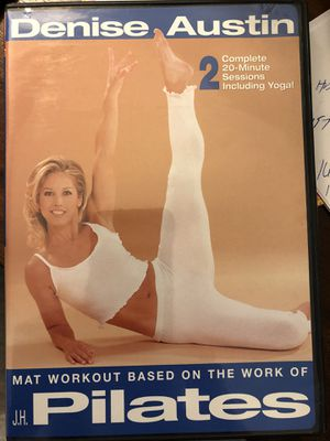 Pilates dvd for Sale in Overland Park, KS