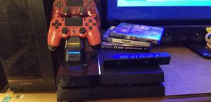 Ps4 bundle for Sale in Lakewood, CO