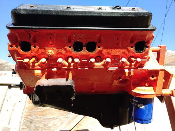 SBC 350 ENGINE