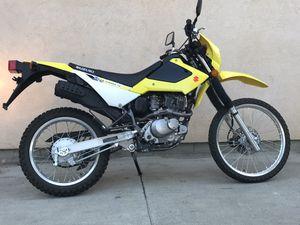 2018 Suzuki DR200S …LIKE NEW!!! for Sale in Pacoima, CA