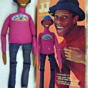 Signed Antique Jimmy Walker JJ Dynomite Doll for Sale in Bowie, MD