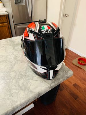 Agv helmet GT veloce ML 59-60 for Sale in Germantown, MD
