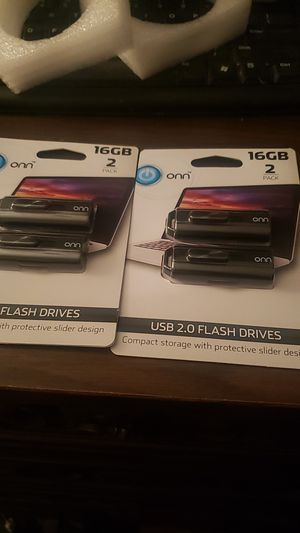 USB FLASH DRIVES for Sale in E RNCHO DMNGZ, CA