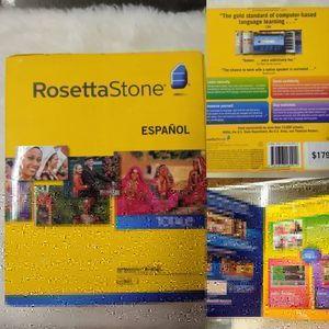 Rosetta Stone level 1 Espanol for Sale in Tampa, FL