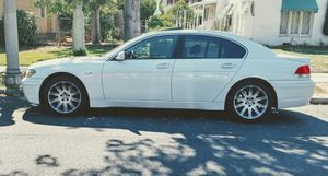 2002 bmw 745i for Sale in Colton, CA