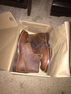 Red Wing Boots Size10 Men for Sale in Decatur, GA
