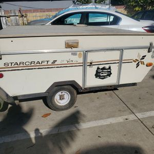 Starcraft Tent Trailer for Sale in Huntington Beach, CA