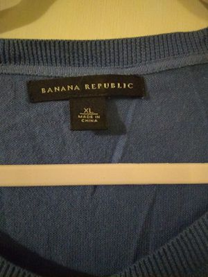 Size L-XL. BANANA REPUBLIC for Sale in Fort Worth, TX