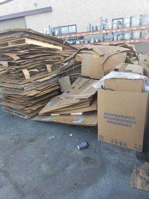 Free Cardboard for Sale in Downey, CA