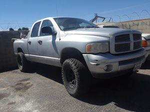 2003 dodge ram 4x4 parting out for Sale in Victorville, CA