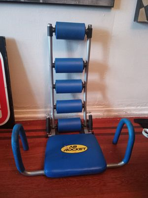 Abs body rocker for Sale for sale  Queens, NY
