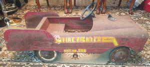 AMF 1950s Pedal Car Firetruck Original for Sale in Pulaski, TN