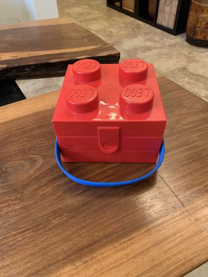 LEGO lunch box for Sale in Tomball, TX
