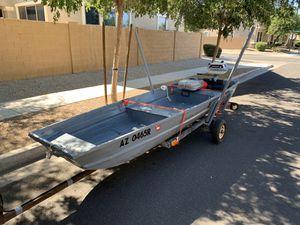12' Jon Boat for Sale in Gilbert, AZ