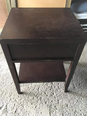 Small side table for Sale in Saint Paul, MN
