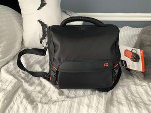Sony Camera Bag for Sale in Wayne, NJ