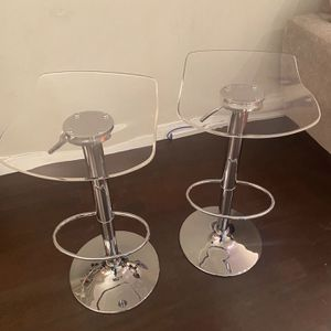 CB2 Bar Stools (Adjustable Height) for Sale in Brooklyn, NY