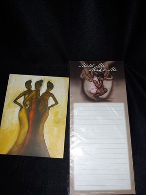 Small Journal & Magnetic Note Pad for Sale in San Diego, CA