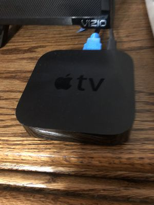 APPLE TV GENERATION 3 WITH REMOTE AND HDMI for Sale in Edmond, OK