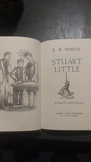 Original 1945 print of STUART LITTLE HARD BACK for Sale in Everett, WA
