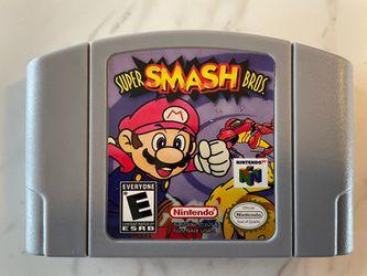 Super Smash Bros. N64(repro) for Sale in Oakland Park, FL