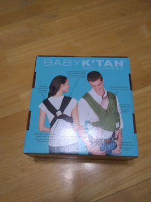 Baby carrier for Sale in Clinton Township, MI