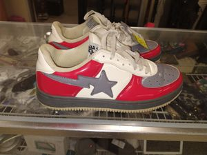 Nike BAPE size 12 100% authentic for Sale in Tarpon Springs, FL
