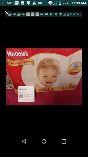 Diapers free - wipes for Sale in Larchwood, IA