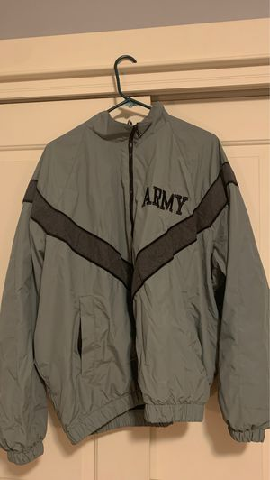 army training warm up jacket for Sale in Lake Oswego, OR