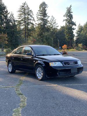 2001 Audi A6 for Sale in Tacoma, WA