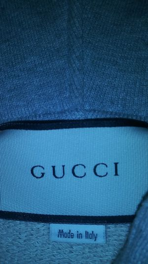100% Authentic Gucci Hoodie for Sale in Pomona, CA