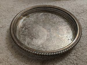 Metal Decorative Tray for Sale in Adelphi, MD