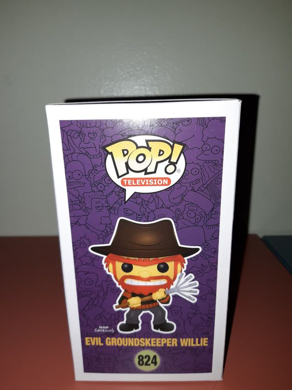 Funko Pop: Evil Groundskeeper Willie