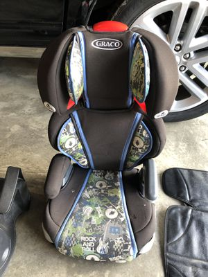 Graco booster seat with backrest for Sale in Hugo, MN