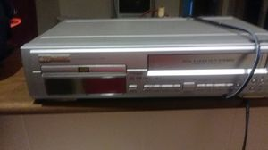 Silver vcr and dvd player for Sale in St. Louis, MO