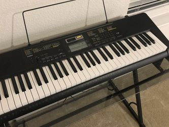 Casio Digital Keyboard Piano for Sale in Pflugerville,  TX