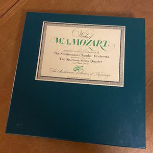 Mozart Cassette Tape Box Set for Sale in Commack, NY