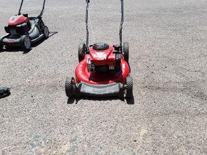 21in push Toro lawn mower for Sale in Phoenix, AZ